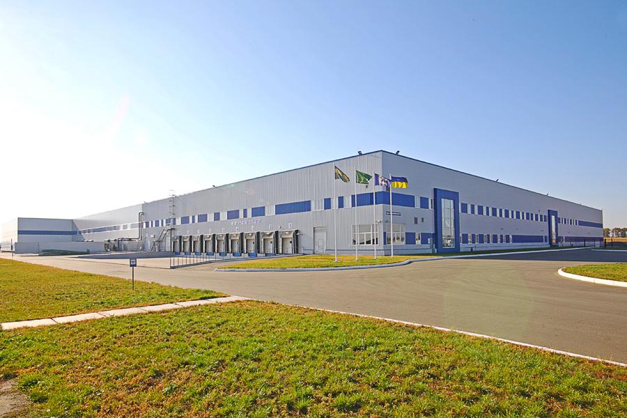 Logistic Complex