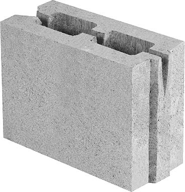Будівельні блоки керамзитобетонні